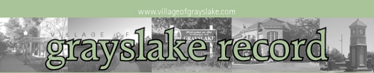 Grayslake Record Newsletter Logo